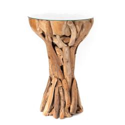 Table bar en racines de...