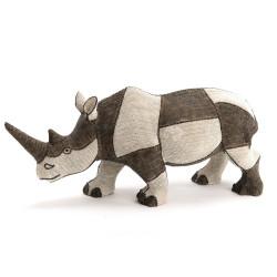 Rhino Perles noir et blanc...