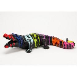 Crocodile Trash multicolore...
