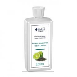 Parfum feuilles d'agrume