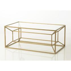 Table basse cubique