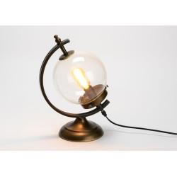 Lampe de table globe...