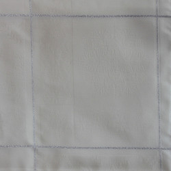 Nappe natif 250x150cm blanche