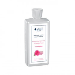 Parfum rose intemporelle