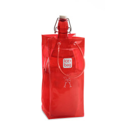 Seau ice bag - cherry