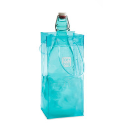 Seau ice bag - bleu