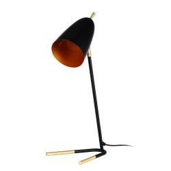 Lampe astral 54 cm noir