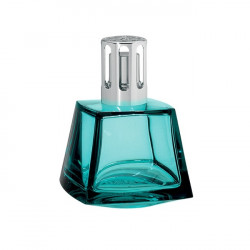 Lampe Polygone bleue