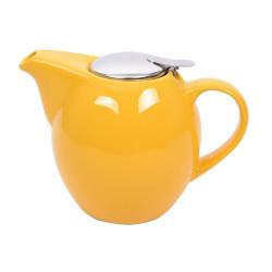 Théière Bollo 0.9 l jaune