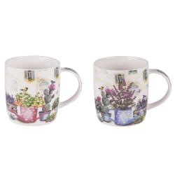 Coffret de 2 mugs alicante...