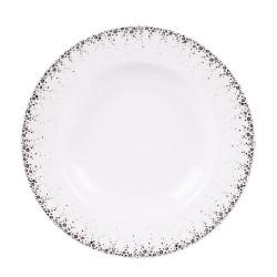 Assiette creuse boréalis...