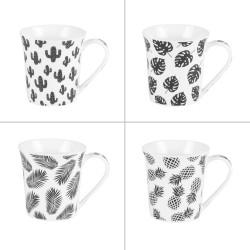 Coffret 4 mugs costa rica...