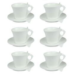 Coffret de 6 tasses...