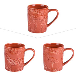 Mug kenya relief 40 cl...