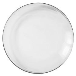 Assiette plate Moon...