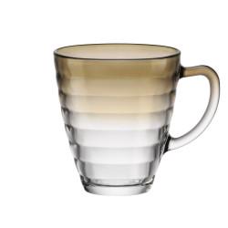 Mug circles fumé 31 cl....