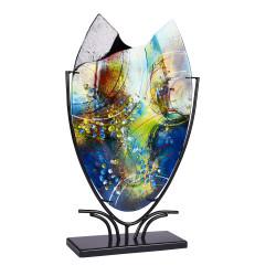 Vase œuf benji 50 cm