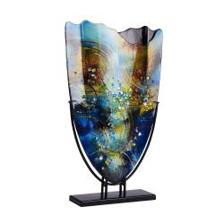 Vase ciselé benji 59 cm