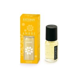 Concentré de parfum ambre...