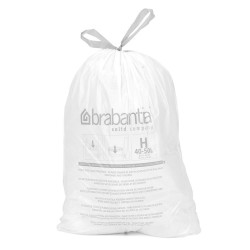 Rouleau 10 sacs poubelle 50...