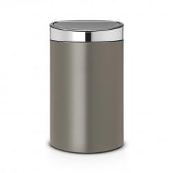 Touch bin New platinum 40...