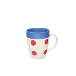 Mug Reverso 30 cl rouge et...