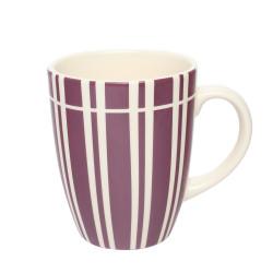 Mug Lina 30 cl prune