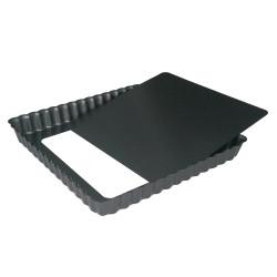 Moule à tarte carré 23 cm...