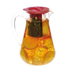 Pichet infuseur à thé glacé...