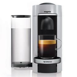 Nespresso vertuo argent