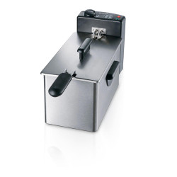 Friteuse inox 3 litres