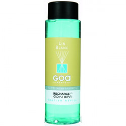 Recharge lin blanc 250 ml