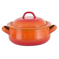 Faitout 28 cm gamme orange