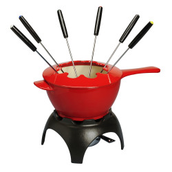 Service à fondue mixte en...
