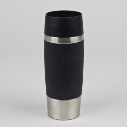 Travel mug isotherme noir...