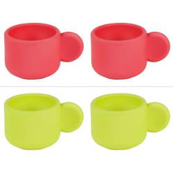 Set 2 coquetier egg cup (1...