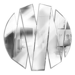 Miroir rond 80 cm Biseau