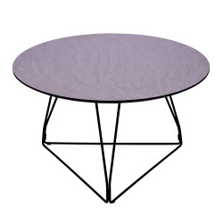 Table basse stone 40 cm