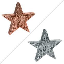 étoile décorative 18 cm (1...