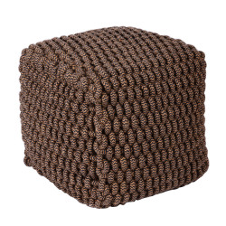 Pouf cubique kalyan 30 cm